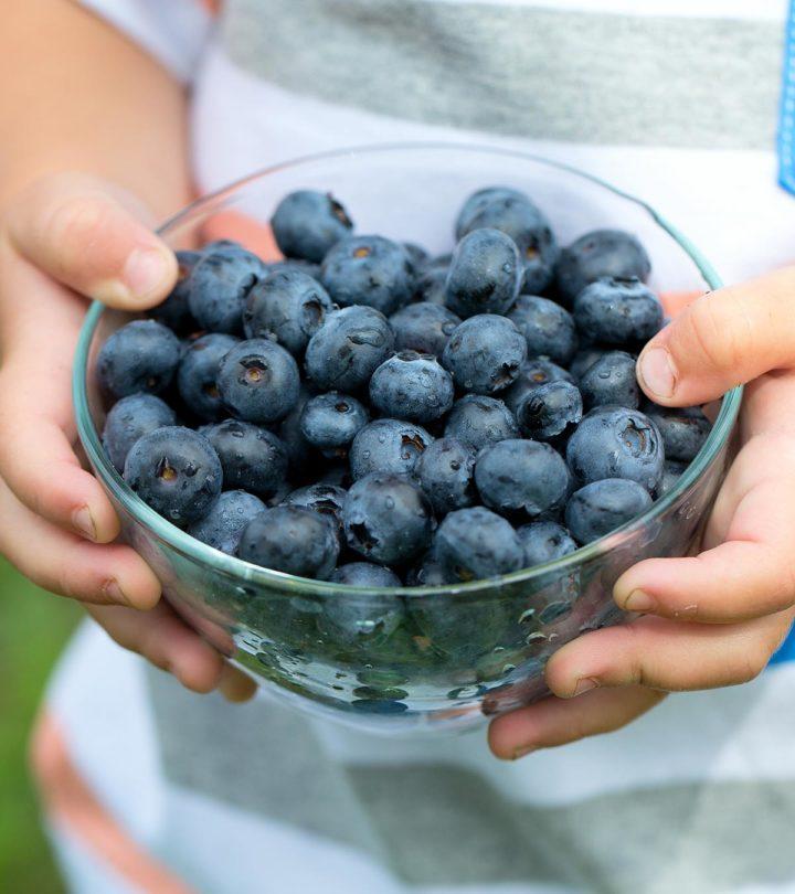 Blueberries For Kids