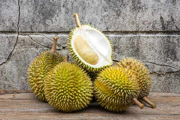 Durian Fruit Benefits For Infertility