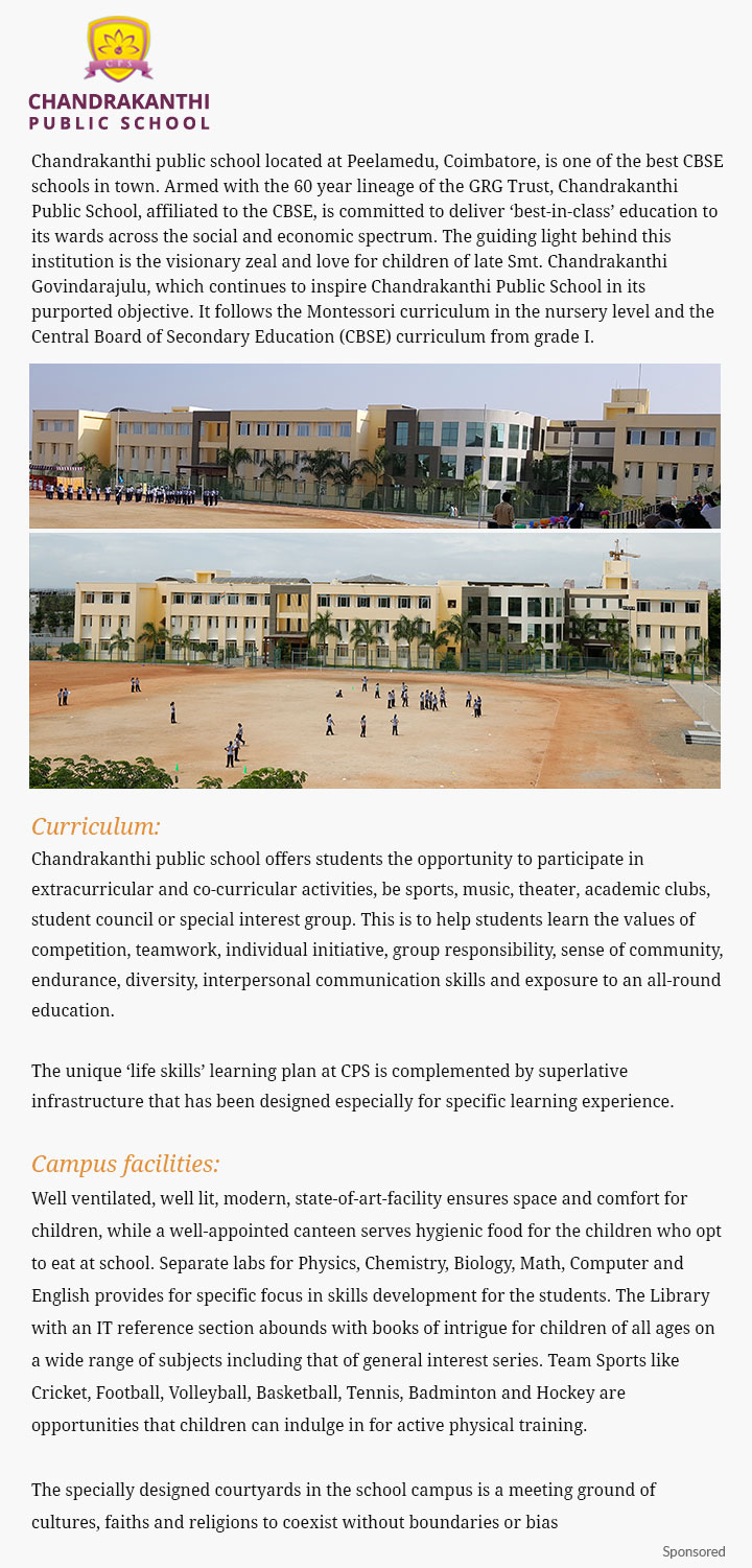 Chandrakanthi Public School