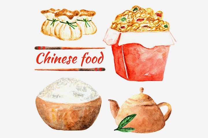 Chinese New Year Crafts - Chinese Red Paper Bowl Craft