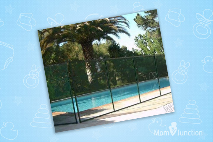 Child Proof Swimming Pool Fence Images