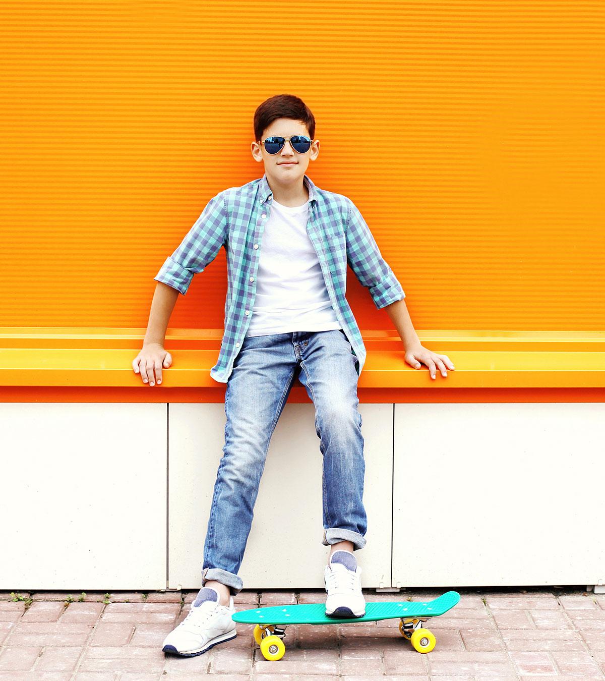 Cool Fashion Tips For Teenage Guys