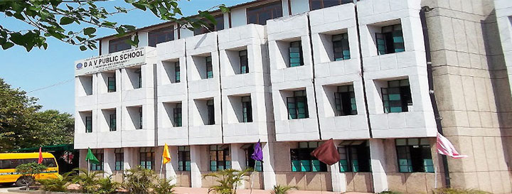 DAV Public School, East of Loni Road, Delhi