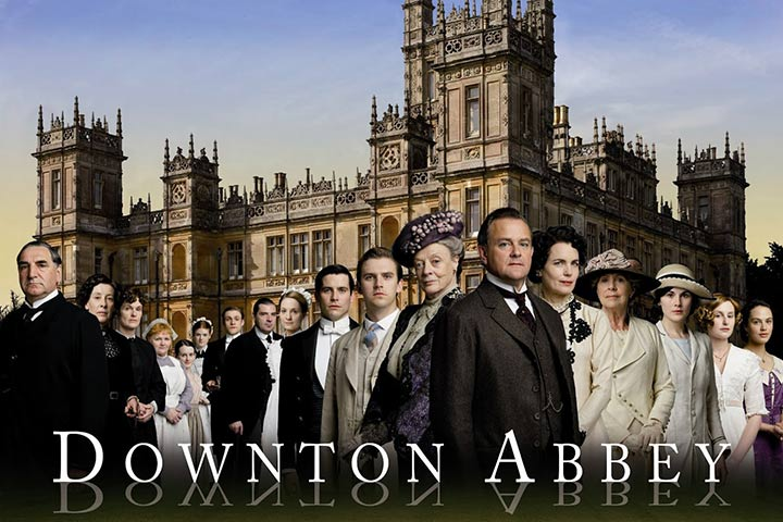Downton Abbey Names