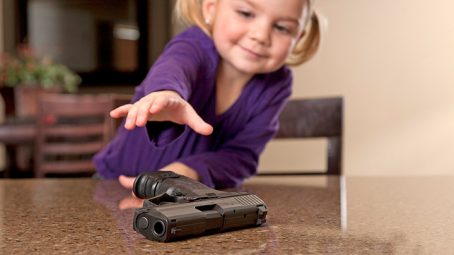 Gun Safety Among Children