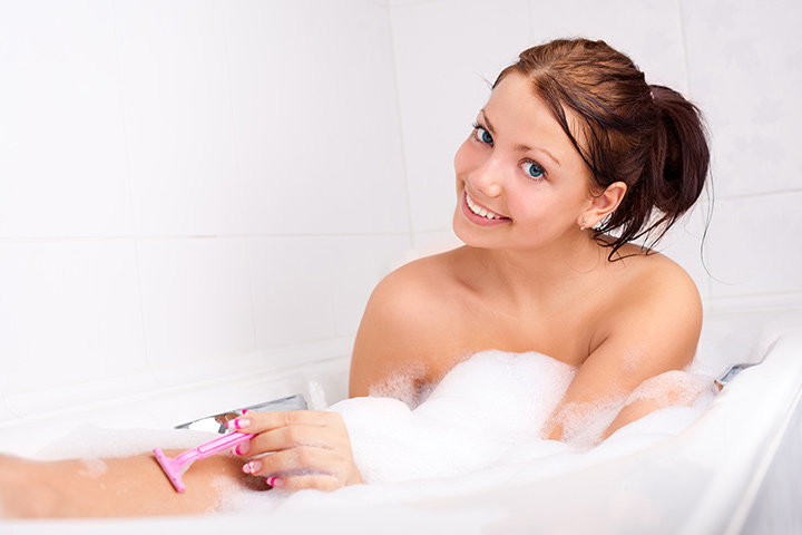 How-To-Shave Tips For Girls