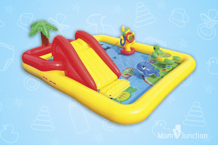 Swimming Pools For Kids - Intex Play Center Ocean 2 Swimming Pool