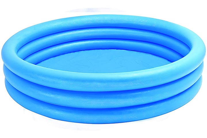 Intex Recreation Crystal Blue Pool