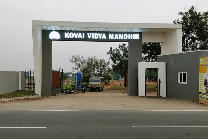 Kovai Vidya Mandhir School