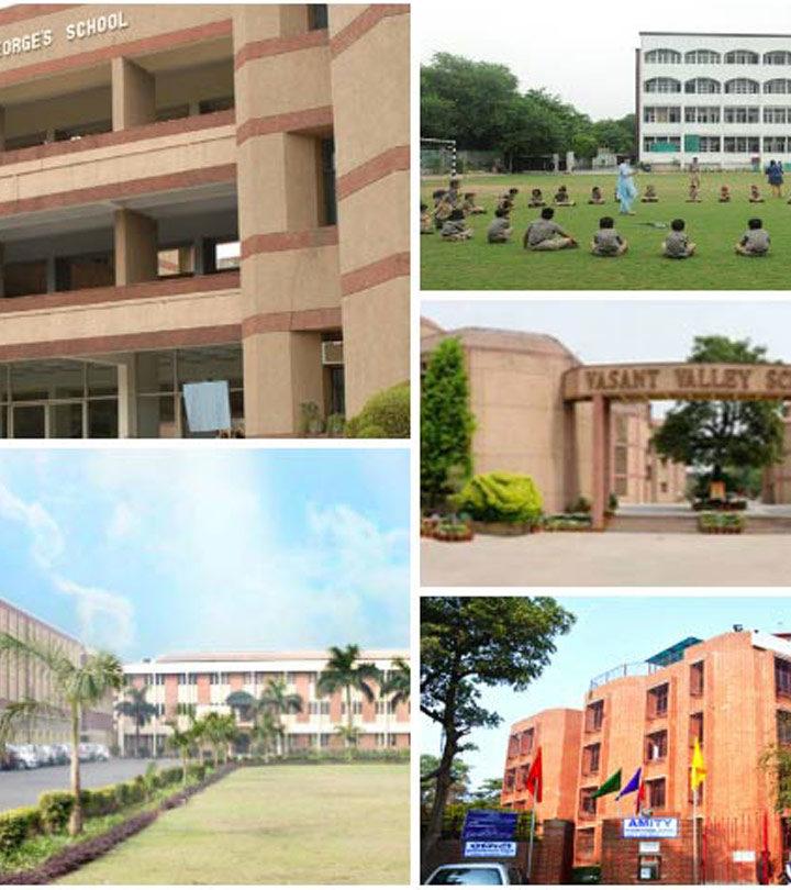 Schools In South Delhi Images