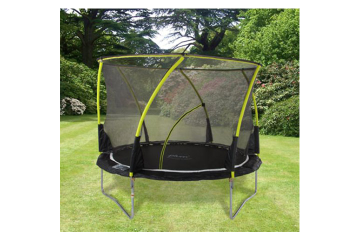 Trampolines For Kids - Plum Whirlwind Trampoline With Enclosure