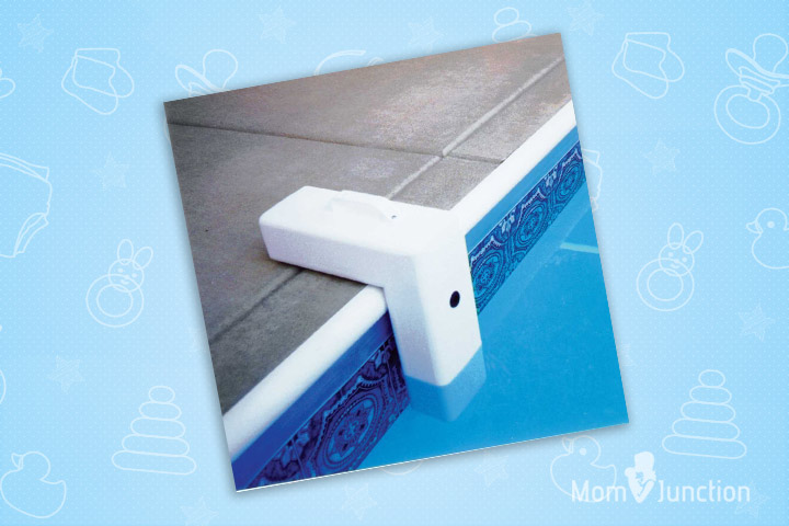 Poolguard PGRM-2 In-Ground Pool Alarm Pictures