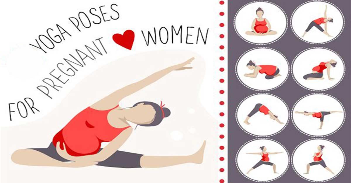 Vajrasana for pregnant ladies