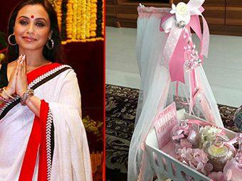 Guess What Rani Mukerji And Aditya Chopra Gifted Friends Three Months After Adira's Birth