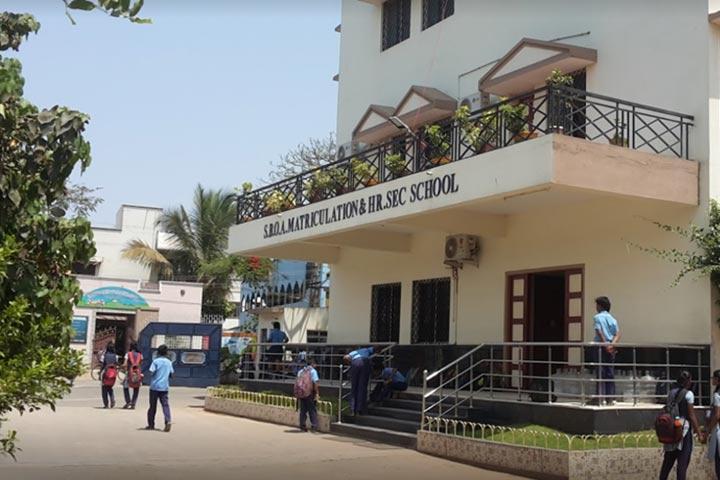 SBOA Matric & Higher Secondary School