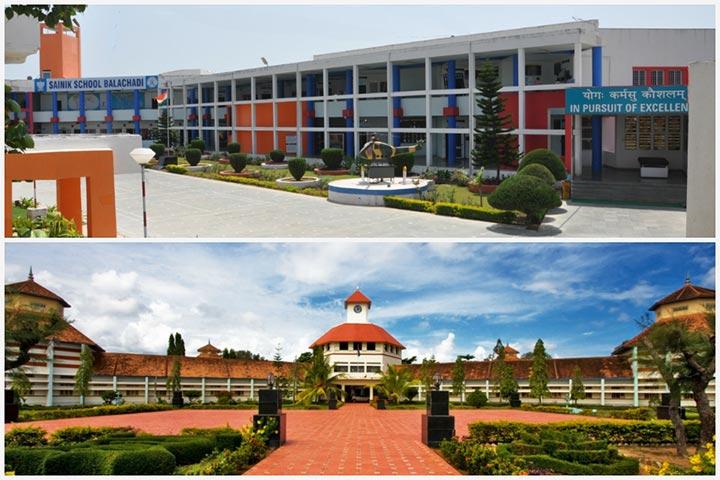 Sainik Schools in India Images
