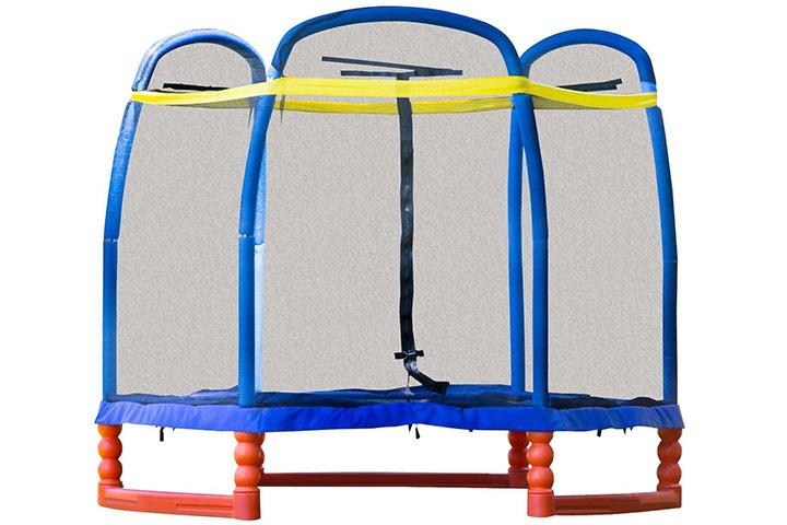 Skybound Super 7 Trampoline