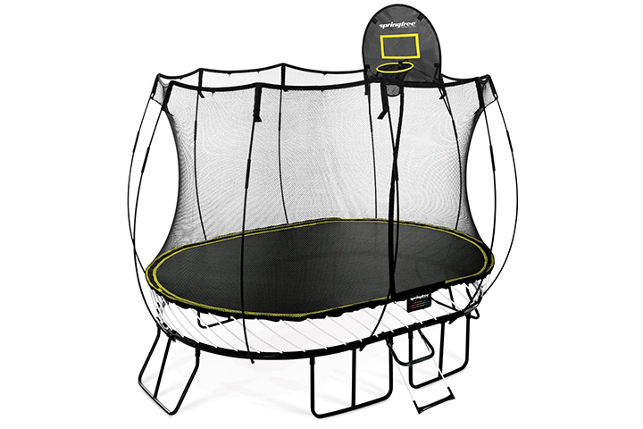 Trampolines For Kids - Springfree Trampoline