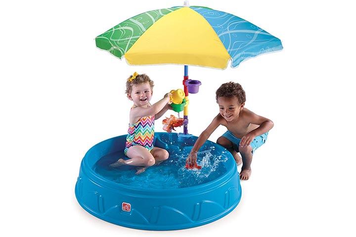 Step2 Play Shade Pool