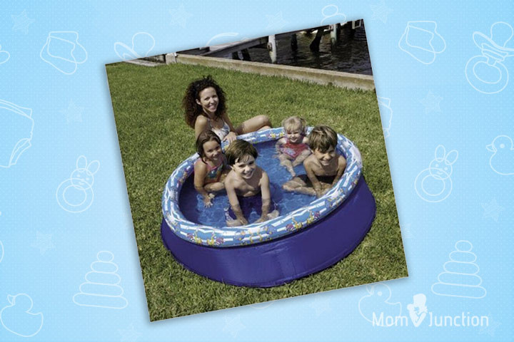 "Swimming Pools For Kids - Swim Ways 60"" Spring Pool"