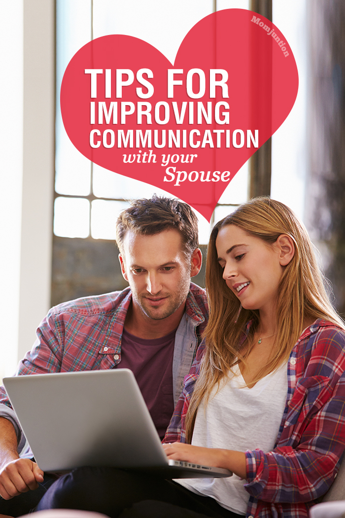 communication and your spouse When your spouse won't talk to you it's critical that you learn ways to communicate that don't make the situation worse and begin dealing with the root.