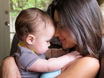 We Reveal When Your Baby Recognizes You