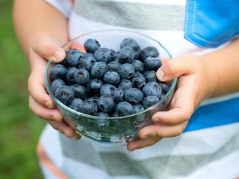 Blueberries For Kids: Nutritional Facts, Benefits And Recipes