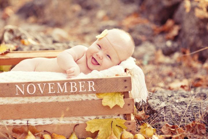 november baby names 21 names for babies born in november