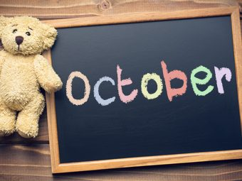 21 Wonderful Names For October Borns