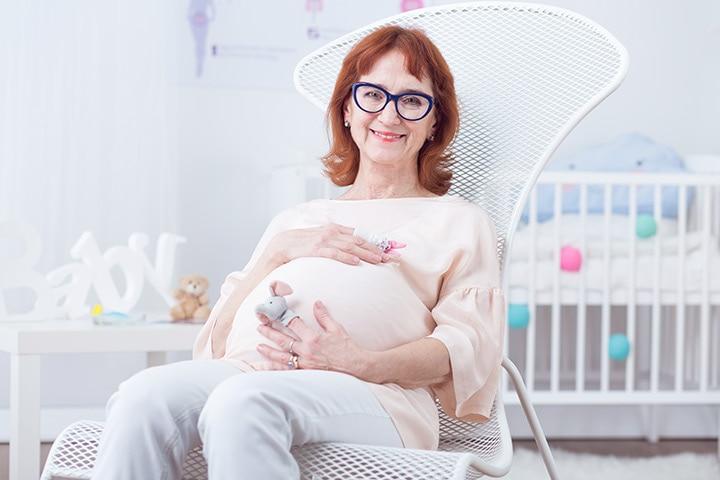 Pregnant At 50