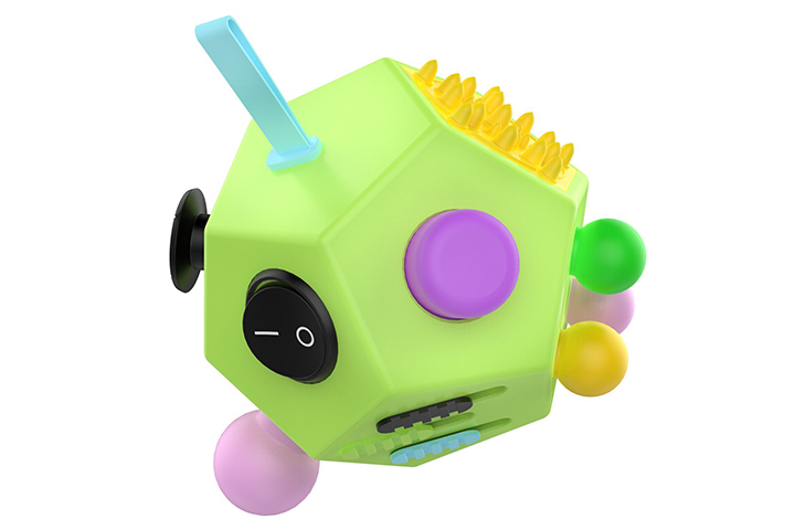 12-Sided Fidget Cube
