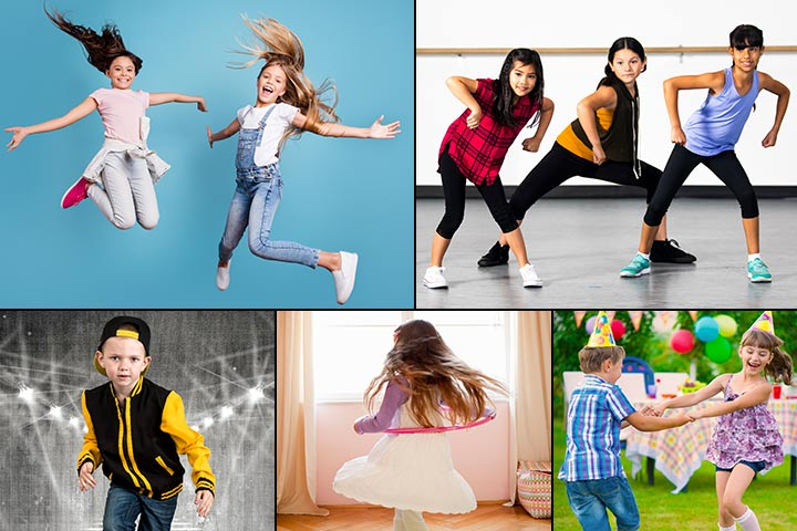 17 Fun Dance Games And Activities For Kids