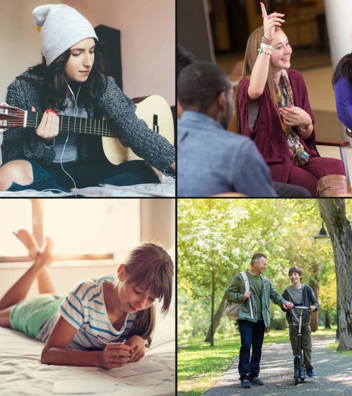 20 Therapeutic Activities For Teens To Imbibe Positive Thinking