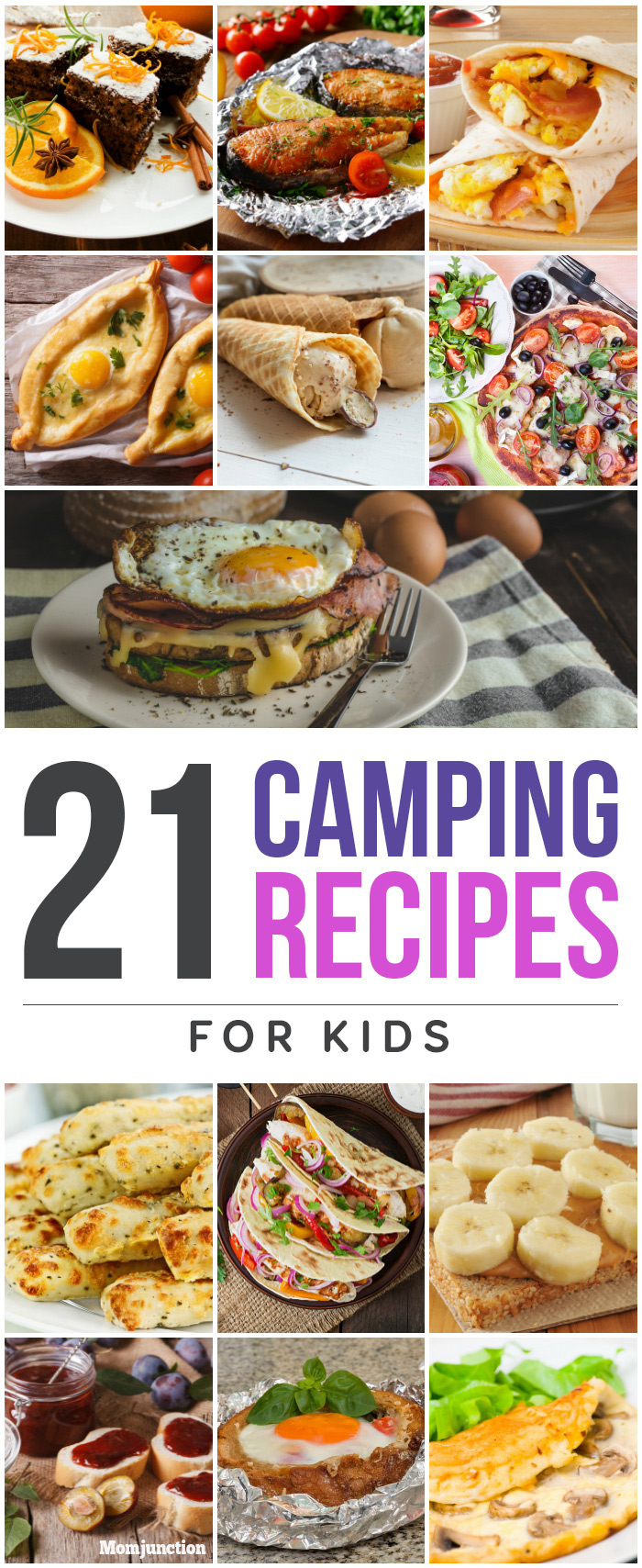 21 quick and easy camping recipes for kids