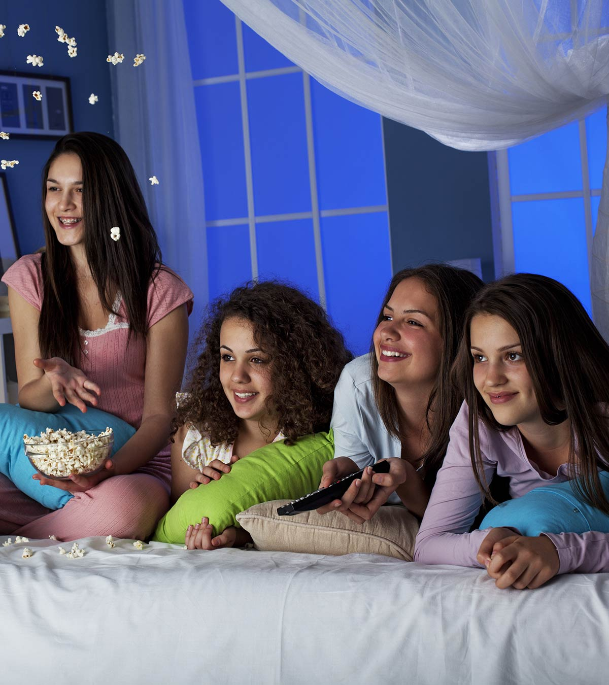 22 Fun Sleepover Games And Activities For Teens 9 To 18 Years