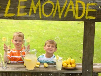 5 Delicious Lemonade Recipes For Kids