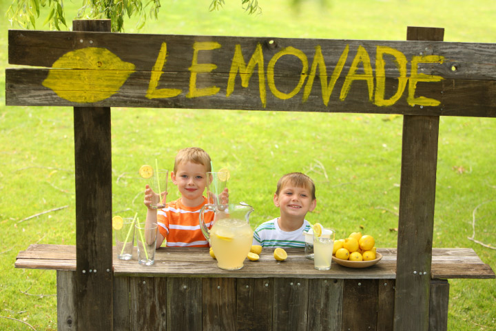 How To Make Lemonade For Kids
