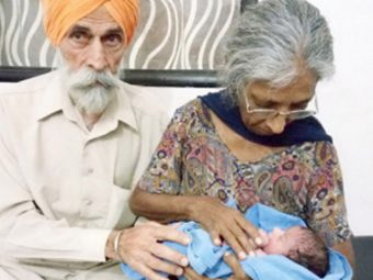 70-Year-Olds Become First Time Parents Through IVF
