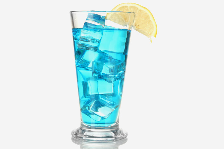Blue Lemonade Recipes For Kids