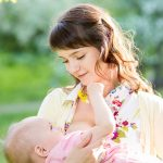Can A Breastfeeding Mom Dye Or Perm Her Hair