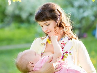 Can A Breastfeeding Mom Dye Or Perm Her Hair?