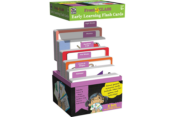 Early Flash Cards