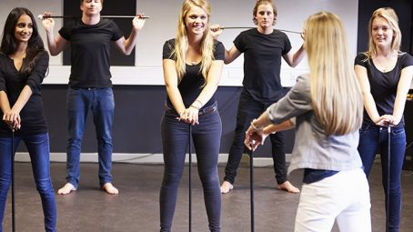 Engrossing Drama And Improv Games For Teens