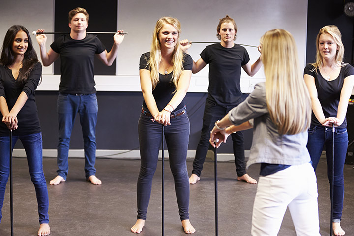 Drama Games For Teens