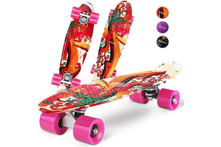 Gonex Mini Cruiser Skateboard