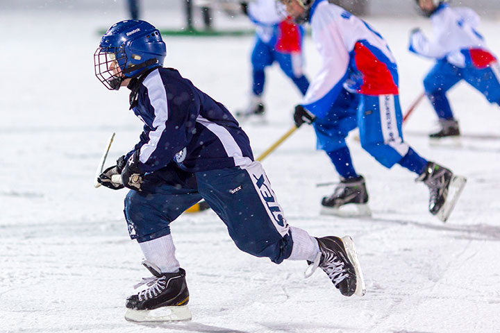 Why People Prefer Synthetic Ice