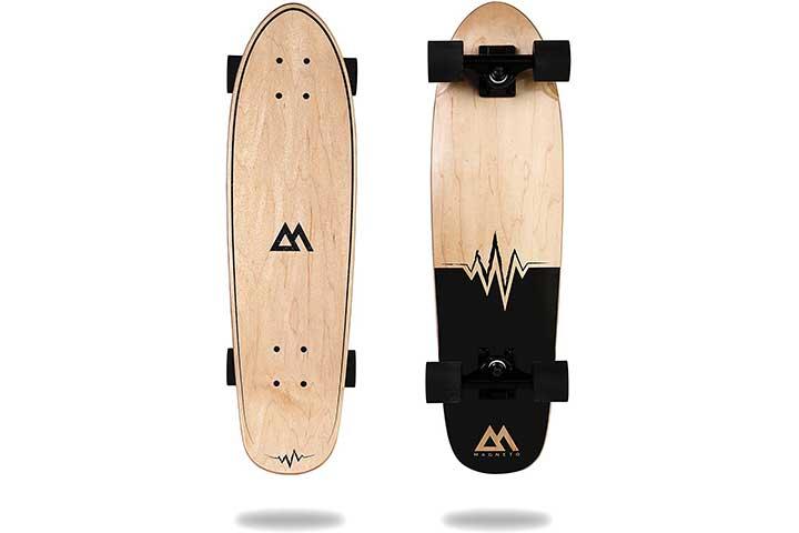 Magneto Mini Cruiser Skateboard