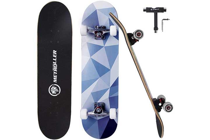Metroller Skateboards