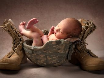 37 Unique Military Baby Names Perfect For Girls And Boys