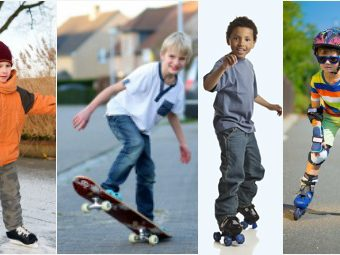 20 Must-Have Skateboards, And Roller, Inline, Ice Skates For Kids